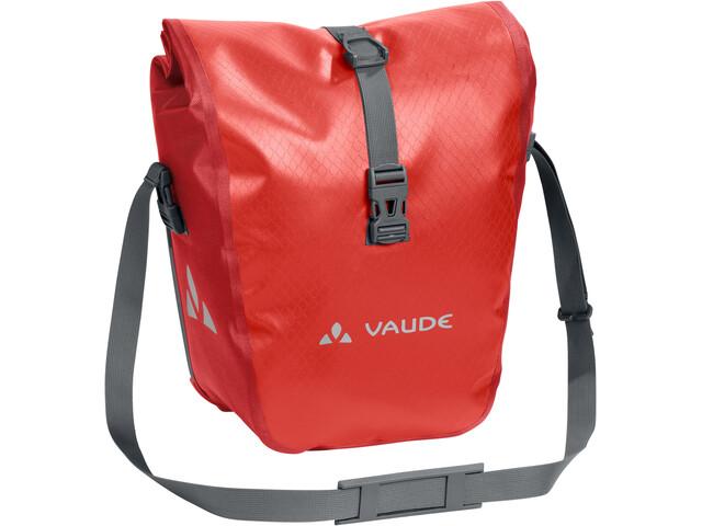 VAUDE Aqua Front Sakwa, czerwony